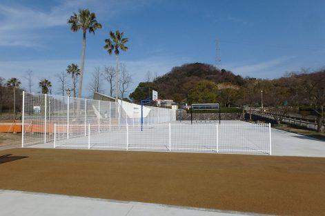 黒島海浜公園改修工事