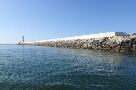 26災国補第502号 東防波堤災害復旧工事