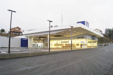 四国スバル株式会社新居浜店新築工事