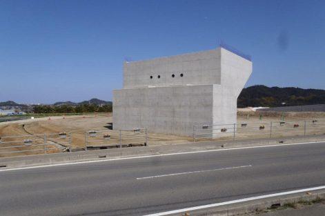 平成24年度 朝倉第1高架橋下部第3工事