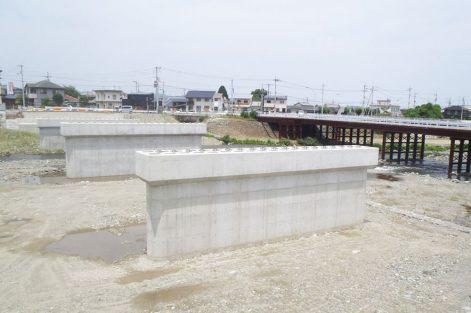 交橋第51号の1他 (主)新居浜別子山線橋りょう補修工事
