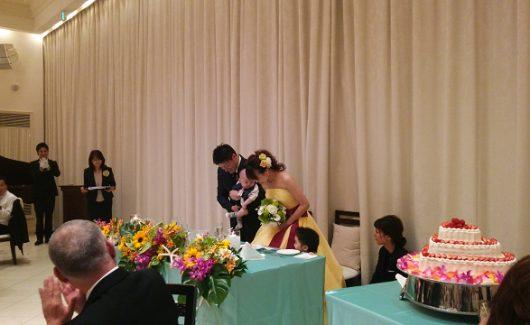 結婚式@その他
