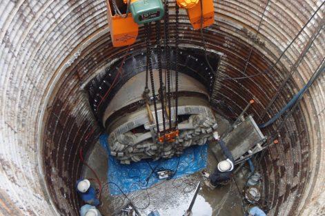 下補第16号 池田雨水幹線築造工事(第1工区)
