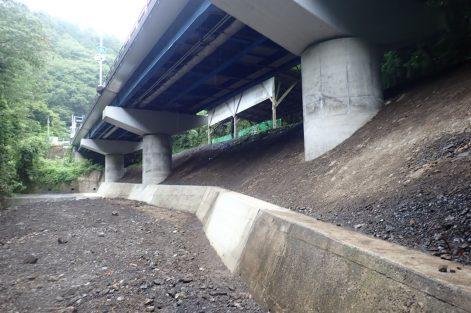 平成29-30年度 四国中央市橋梁下部耐震補強外工事
