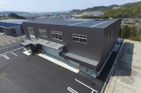 アカマツ株式会社東予支店新築工事