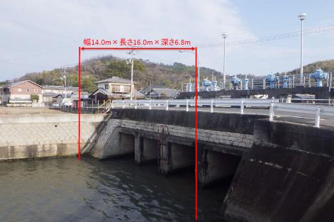補海津第4号の1他 多喜浜新田海岸津波・高潮危機管理対策緊急工事